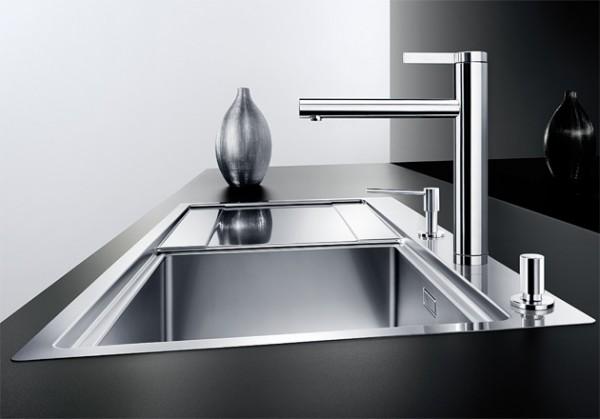 Blanco Küchenarmatur LINEE 517594 Mit Schlauchbrause
