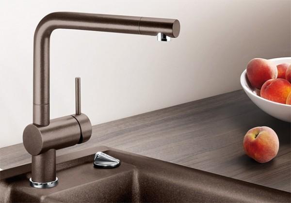 Blanco Küchenarmatur LINUS 516698 Ohne Schlauchbrause