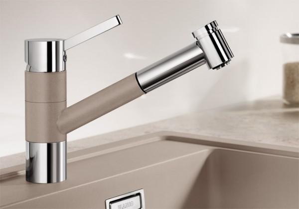 Blanco Küchenarmatur TIVO-S 518425 Mit Schlauchbrause