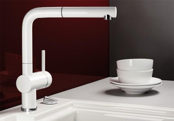 Blanco Küchenarmatur LINUS-S 516710 Mit Schlauchbrause
